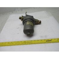 """PALL HH8110C16KNRB Hydraulic Filter Assembly 1-1/2"""" NPT"""