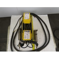 RoMan F446120C2AEWX 440V 1Ph 120kVa 1GPM Cooling Spot Welder Transformer