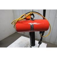 CM Lodestar Model J 1/2 Ton  Electric Chain Hoist 20' Travel 32FPM 208-230/460V