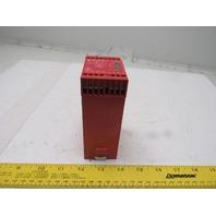 Allen Bradley MINOTAUR MSR15D Safety Monitoring Relay 24V AC/DC