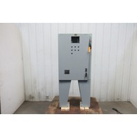 "Hoffman Free Standing 36x26x8"" 30A Fused Electrical Enclosure W/Backplate"