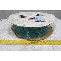 "1/4"" OD Poly Tubing UV Stabilized Transparent Blue 800+'"