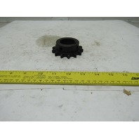"""#50 Single Row Roller Chain Sprocket 14T 1-7/16"""" Bore"""
