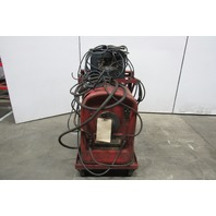 Lincoln Idealarc 250 Stick Arc Welder W/Miller HF-15-1WG Arc Starter High Freq.