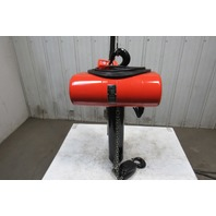 "CM Lodestar RR 2 Ton 2Hp Electric Chain Hoist 208-230/460V 3Ph 20' 3"" Lift 16FPM"