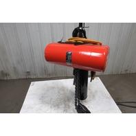 "CM Lodestar RR 2 Ton 2Hp Electric Chain Hoist 208-230/460V 3Ph 15' 6"" Lift 16FPM"