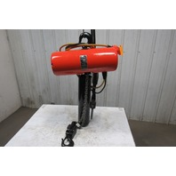 "CM Lodestar RR 2 Ton 2Hp Electric Chain Hoist 208-230/460V 3Ph 13' 8"" Lift 16FPM"