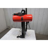 CM Loadstar RR 2 Ton 2Hp Electric Chain Hoist 208-230/460V 3Ph 23'  Lift 16FPM