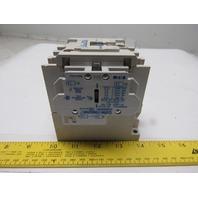 Eaton Cutler Hammer CE15GNS3AB 3 Pole 25Hp 460V 50/60Hz Contactor 110V Coil