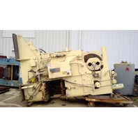 """Verson 150 Ton OB Punch Press 12"""" Stoke 26"""" Shunt height 50""""x32"""" Bed"""