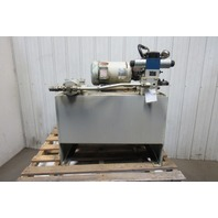 Rexroth 5Hp 30 Gal Hydraulic Power Station Pump A10VS018DR/31R-PKC62N00 230/460V