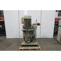 Rexroth 20Hp Hydraulic Power Unit 1500PSI 5GPM Max 60 Gal Pump AA110VS71DR/31R