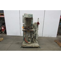 Rexroth 20Hp Hydraulic Power Unit 1500PSI 5 GPM Max 60 Gal Pump AA10VS071DR/31R