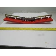Dematic Flex Sort 2420 Weld Curved Divert Conveyor Part