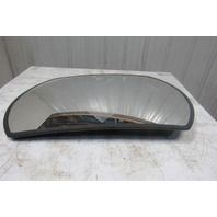 Lester L. Brossard P2436 160° View Convex Roundtangular Safety Mirror