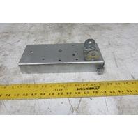 Industrial Garage Door Stationary Roller Bracket Left Side