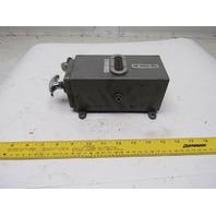 Showa Manual Lubricator  Displacement Volume  4cc