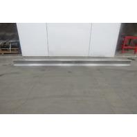 Gorbel Monorail 14' Aluminum Enclosed Runway Beam Track 200lb Capacity