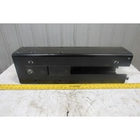 """Dematic Conveyor Belt Take Up Assembly Weldment 5-1/2"""" x 2-5/8"""" Pulleys"""