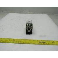 Eaton CE15BNS3AB Ser B1 3 Pole Open 600V 3Ph 7.5Hp MAX 10A 110V Coil