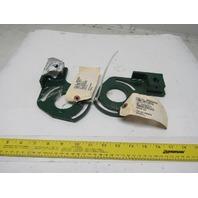 Dematic J002235WBB00 Tensioner Plate Weldment Lot Of 2