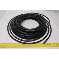 Freelin Wade 1J-073-01 10mm x 8mm Polyethylene Black Tube 100'