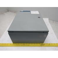 Accu-Sort IQE-ME326340 120v Fast Verification System Remote I/O Panel