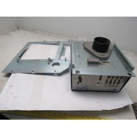 ACCU-Sort AV4000-2.0 Bar Code Scanner Camera Unit W/Bracket