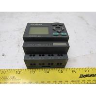 Siemens 6ED1 052-1CC00-0BA4 LOGO! 24 24VDC 8 Input 4 Output Logic Controller