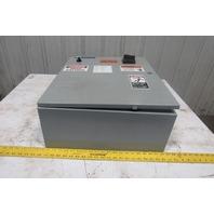 Accu-Sort 0111238001 480V 3Ph 60Hz Conveyor Motor Control Panel Barcode System