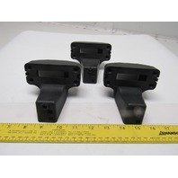 Sick K0402-96AAB PL21MS09P13 Photo Sensor Reflector And Arm Bracket Lot Of 3