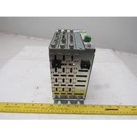 Indramat CCD01.1-KE12-01-FW Controller W/Cards CLC-D02.3M-FW, DAQ02.1M, DAQ02.1M