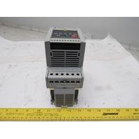 Allen Bradley 160-BA03NPS1P1 160 SSC .75KW 1HP Variable Speed Drive 360/460V