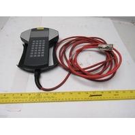 KEBA T20T-T00-AR0-CE6 Teach Pendant W/ Hangers and Stylus Pen