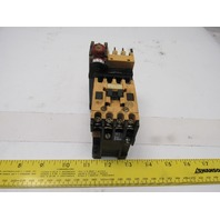 Allen Bradley 100-A09ND3 Relay W/120V Coil & 193-BSB42 2.8-4.2A Overload