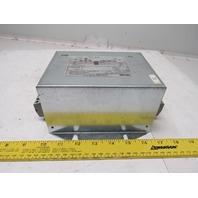 Lenze EZF3-050A005 RFI Line Filter 500V 3x50A 50/60Hz