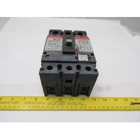 General Electric SELA36AT0100 100A 3 Pole 600V Current limiting Circuit Breaker