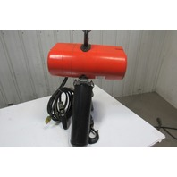 CM Lodestar Model R 2 Ton 115V 1Ph Electric Chain Hoist 9' Lift 8FPM