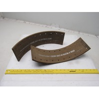 Link-Belt American Brakeblok PX-0325 Lining Kit 1 Co301 3027-91 63836-5 5042