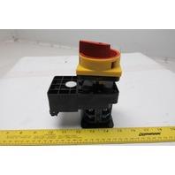 Kraus & Naimer C32X DKB139*01 VE Rotary Switch Kit W/Operator