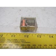 Potter & Brumfield R10-E1X6-115V 115V 6PDT Non Latching Mechanical Relay