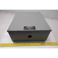 "Power Distribution Wall Mount 14"" x 16"" x 6"" Electrical Enclosure W/Back Plate"