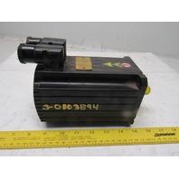Moog G404-171A 325V 4200RPM 1.55kW Brushless Servo Motor