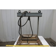 Mounted Operator Control Station Assembly enclosure W/E-Stop & Finger Sensors