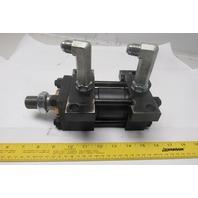 """Schrader Bellows PHBA20521S 1.000 Hydraulic Cylinder 2"""" Bore x 2-1/2"""" Stroke"""