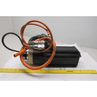 Indramat MAC071C-0-GS-3-C/095-B-0/S001 6000 RPM AC Servo Motor W/ Tachofeedback