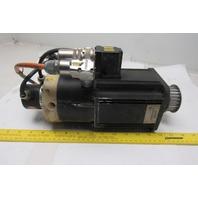 Indramat MAC071A-0-ES-3-C/095-B-0/S001 4000 RPM Servo Motor W/ Tachofeedback