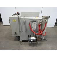 Chip Blaster EV-2000 High Pressure Coolant System 230V 3Ph 2000 PSI 3-13 GPM