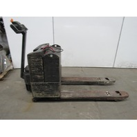 Crown 40GPW-4-14 24V Electric Pallet Jack 4000LB Capacity W/Built in Charger