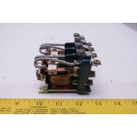 AMF Potter Brumfield PM17AY 120V Magnetic Relay
